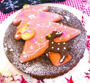 クリスマスケーキショコラ