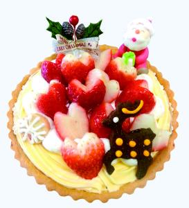 タルトクリスマス_小