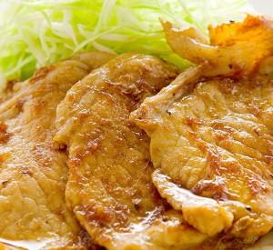 豚生姜焼き1